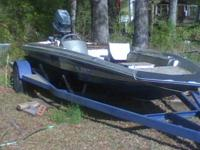 I have up for a sale a 1985 Kennedy Kraft Bass/Ski boat