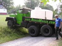'85 Mack with a 120C Prentice loader. Loader has