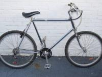 1985 Mongoose  MTB 100 Mountain Bicycle  This is an