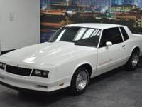 1985 Chevrolet Monte Carlo Super Sport finished in