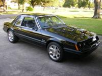 85 MUSTANG LX COUPE. THIS MAY BE THE SMOOTHEST ,
