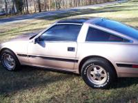 1985 NISSAN 300 ZX 177,000 MILES $2500 OF REPLACEMENT