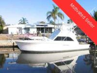 1985 Ocean 46 Supersport is a terrific boat for both