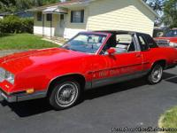 Make: Oldsmobile Model: Cutlass Year: 1985 Body Style: