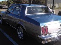 1985 Oldsmobile Cutlass Supreme. Automatic. V6 3.8 L. 4