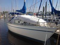 1985 Pearson 303 Boat is locatd in