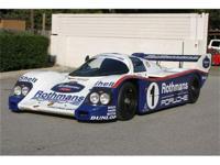 1985 Porsche 962C VIN: 962-002 Coming Soon Porsche 962