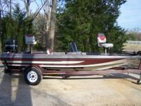 1985 Pro Craft 1750,18 foot Bass Watercraft with 1977