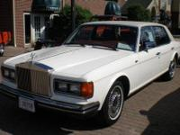 1985 Rolls-Royce Silver Spur Everflex, All original in