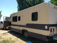 Great Older RV - our family bought it 2 years ago and