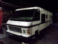 Reliable 31' Sportscoach Crosscountry motorhome, good