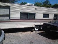 1985 Terry Taurus 28 feet long sleeps 6-8$1,500  Has to