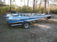 "This is for Boat 17' 6"" No Motor  2 live wells / boat"