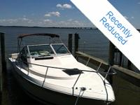 1985 Tiara 27 Continental For Sale! This is a terrific