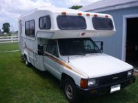 FOR YOUR CONSIDERATION: 1985 Sunrader Silverada TD, CG