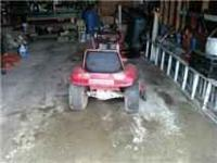 i have a 8 horse power wheel horse garden tractor it