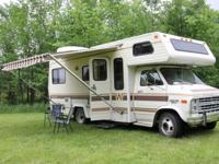 1985 Winnebago Minnie Winnie , Well maintained and