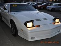 Very Clean. Well kept Trans Am T-Top here. Fully loaded