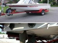 Type of Boat: Power Boat Year: 1986 Make: Master Craft