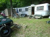 Stock Number: 720557. Camper & Lot at Roaring Brook