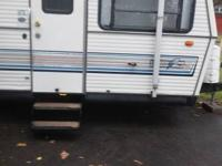 1986 alumalite trailer, in good condition ,nice