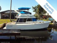 The Bayliner 3270 Motoryacht is the best selling