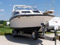 1986 Bayliner Contessa Boat  26' Volvo Penta Outdrive