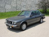 1986 BMW 325E 6 cylinder, 4sp automatic transmission,
