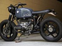 BMW R80RTDesigned by VDBMOTOAs featured in The Bike