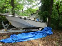 - Stock #74074 - This 1986 Boston Whaler 20 Outrage is
