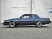 1986 Buick GRAND NATIONAL ...... The NAME ALONE