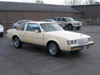 1986 Buick Regal Limited, only 52,497 miles, 5.0L V8