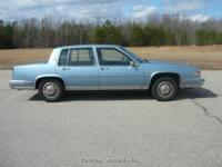 For your consideration we offer this 1986 Cadillac