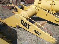 1986 Caterpillar  CATERPILLAR 963 Booms Hours Booms