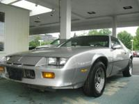 1986 Chevrolet Camaro. Car runs and drives decent,