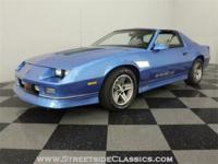 If you grew up in the 80s, the IROC was the machine to