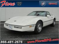 "1986 Chevrolet Corvette ""Catch the Feeling"""