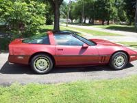 1986 Corvette with 78,000 miles.Car has 2 new front