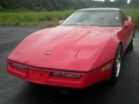 1986 CHEVROLET CORVETTE Our Location is: Nelson GR