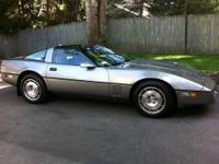 Year: 1986 Make: Chevrolet Model: Corvette Trim: Coupe