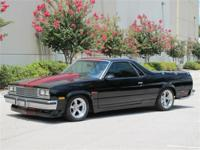 This is a Chevrolet, El Camino for sale by Orlando