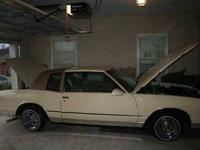 1986 Chevrolet Monte Carlo This American classic