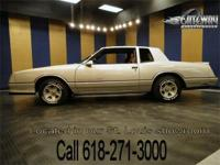 Very nice 1986 Chevy Monte Carlo SS in great condition.