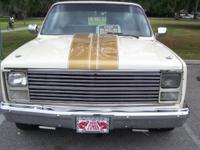 1986 Chevrolet Silverado Short bed Low Rider Good 350