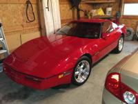 1986 Chevy Corvette Coupe - 350 Fuel Injected - 4-Speed