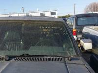 **** PARTING OUT **** Stock# 4A4604 1986 Chevy S-10