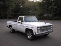 1986 Chevy Silverado Long Bed. This truck was a
