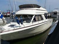 1986 Chris-Craft 338 Commander Please contact the owner