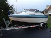Fresh 1986 Chris Craft 19' V8 IOB Excellent condition