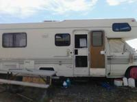 1986 Winnebago I have a class C 1986 Motor home on a